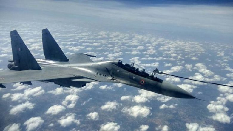 IAF Rejects Pakistan Claim of Downing Su 30 MKI Fighter Jet, Calls It Cover-up For Loss of PAF Aircraft