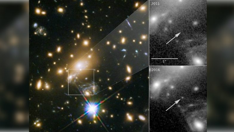 NASA's Hubble Telescope Spots Icarus, The Farthest Star Ever Seen