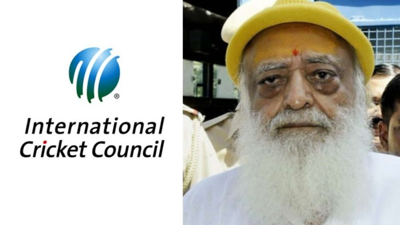 ICC apologises for tweet on PM Modi and rape convict Asaram
