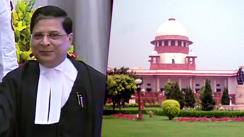Opposition moves impeachment motion against CJI Dipak Misra