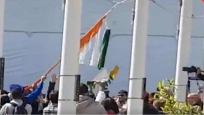 eabd69a2ac0 UK s Foreign Office Apologises After Indian Flag Burning Incident During PM  Modi s Visit