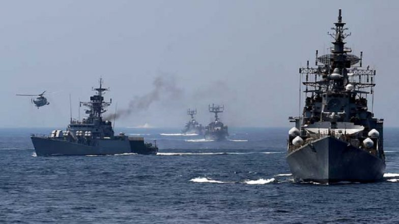 Defence Ministry Inks Deal With Russia For Modernising Air Defence Capability of Indian Navy's P-15 Ships