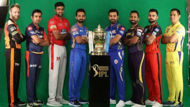 IPL 2018: 8 Captains Shoot for the 'Spirit of Cricket' Pledge in Mumbai Ahead of the T20 Season