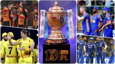 IPL 2018 Day 16 Live Action: Today's Prediction, Current Points Table and Schedule for Upcoming Matches of IPL 11