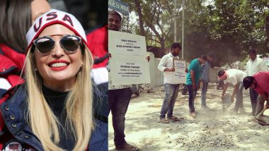 Hey Ivanka Trump, Some Annoyed Hyderabad Residents Have Named a Lane 'KTR-Ivanka Trump Road', Care to Know Why?