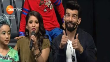 Dance India Dance Li'l Master Written Episode Update, April 29, 2018: Li'l Urva Compares Jay Bhanushali to a Monkey!