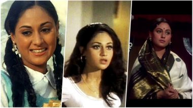 Happy Birthday Jaya Bhaduri Bachchan: 7 Songs of the Actress That Every True Music Lover MUST Have in The Playlist