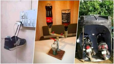 World Creativity and Innovation Day 2018: These Funny Pictures Prove Indians are Best at Creativity with Jugaad