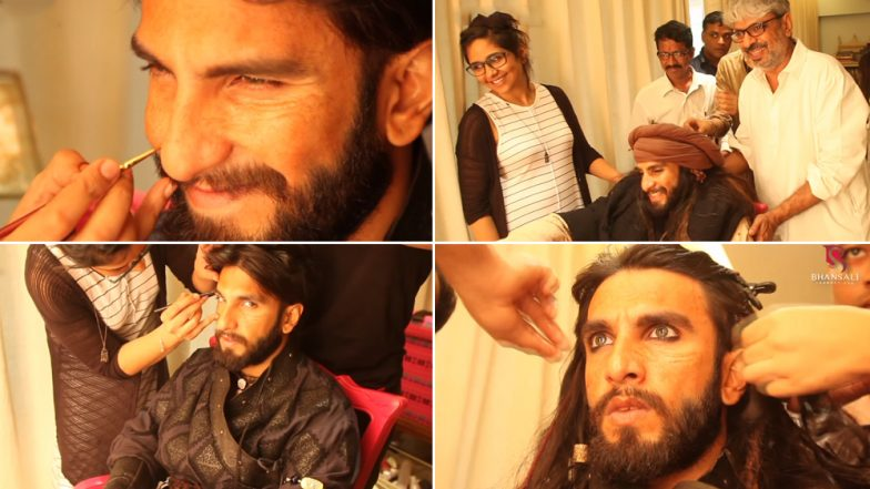 Ranveer Singh To Be Awarded Dadasaheb Phalke Excellence Award For Padmaavat