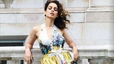 Kangana Ranaut's Next Action Drama Titled Dhaakad, First Look to Release on July 6
