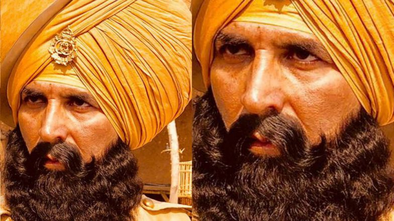 BLAST on the sets of Akshay Kumar's Kesari