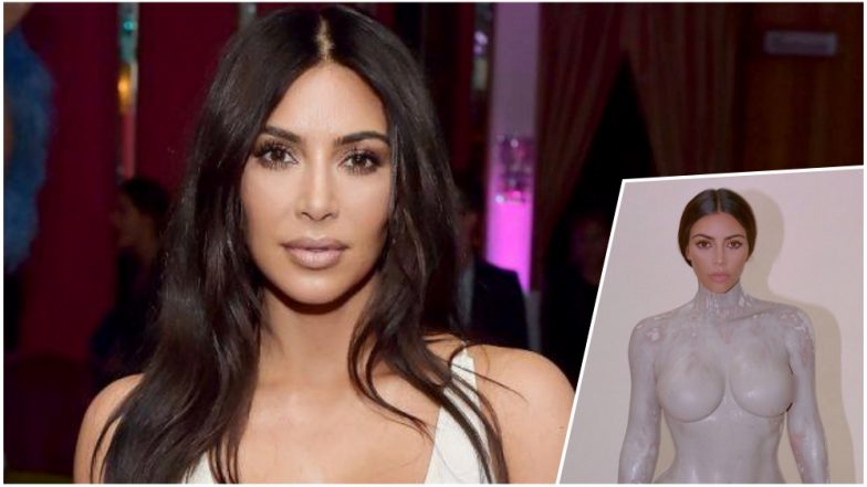 Kim Kardashian Shaded By Jean Paul Gaultier Over New Perfume Bottle