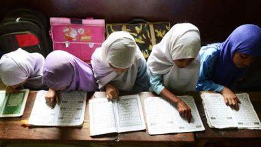 Kerala Madrasa Expels Class 5 Girl For Sporting Sandalwood Paste (Bindi) On Her Forehead in a Short Film
