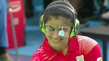 Manu Bhaker Goes From Haryana to Gold Coast! Let's Track the Inspiring Journey of CWG 2018 Gold Medalist