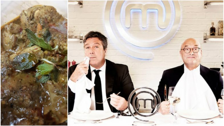 Masterchef, The Malaysian PM and Crispy Chicken Rendang