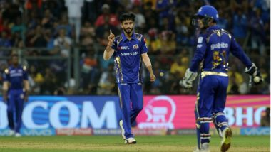 IND vs AUS T20I Series 2019: Mumbai Indians Star Leg-Spinner Mayank Markande Earns Maiden India Call-Up; Virat Kohli Returns to Lead the Side