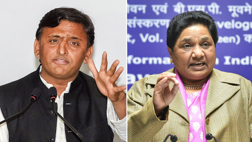 Lok Sabha Elections 2019: SP-BSP Seal Seat-Sharing Pact in MP & Uttarakhand, Send Another Jolt to Congress After UP