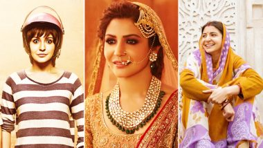 Anushka Sharma Birthday Special: 5 Looks Which Show That the Actress is the Queen of Versatility