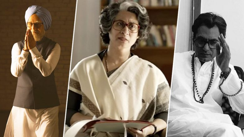 Anupam Kher's Look In 'The Accidental Prime Minister' Unveiled