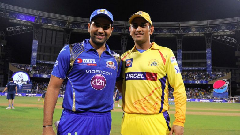 IPL 2019: Mumbai Indians & Chennai Super Kings' Banter Ahead of the Opener is Unmissable