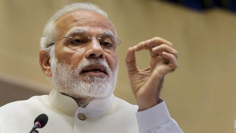 Rabindranath Tagore's Vision Shows the Way in Maintaining World Peace: Narendra Modi