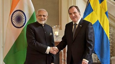 India, Sweden to Strengthen Defence Co-operation; Saab's Jet Deal likely to get a Boost