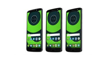 Moto G6 Plus, G6 & G6 Play Launching Today; Gets Listed on UK Retailer Website Ahead of Launch