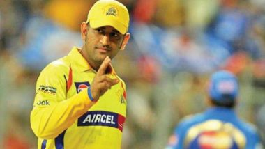 MS Dhoni's Chennai Super Kings is Already at the TOP of the IPL 2018 Table, Here's how