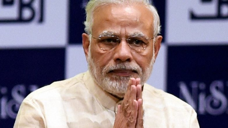 Modi for social movement against sexual crimes, launches Gram Swaraj Abhiyan
