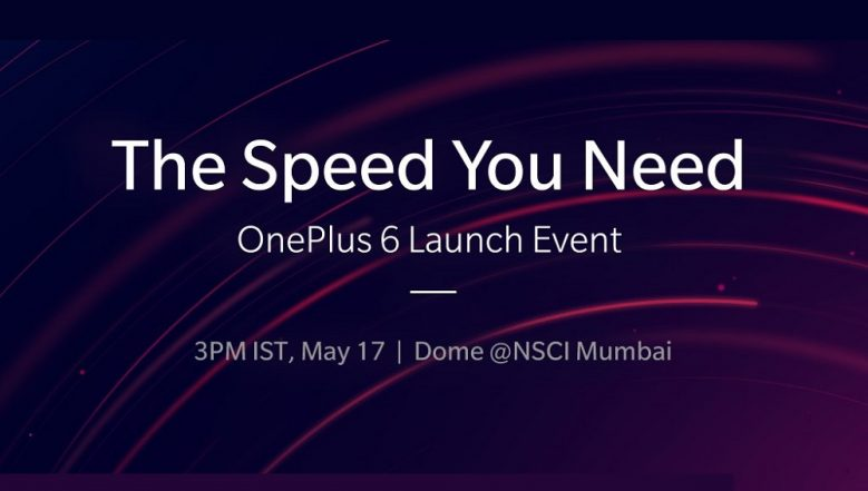 OnePlus 6 secret revealed, to launch on May 17