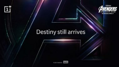 OnePlus 6 'Avengers: Infinity War' Edition on the Cards as OnePlus Teams Up with Marvel