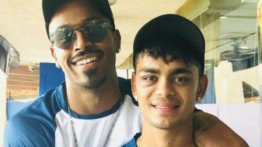 IPL 2018: Hardik Pandya Says Sorry to Mumbai Indians Teammate Ishan Kishan, Here's Why