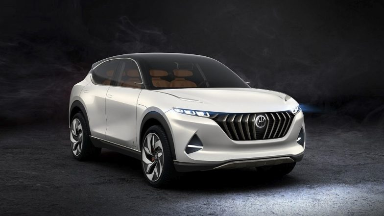 Mahindra owned Pininfarina Unveils K350 All-Electric SUV Concept at Beijing Motor Show 2018