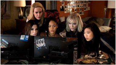 Ocean's 8 Movie Reviews: Sandra Bullock and Anne Hathaway's Heist Thriller Fails to Charm Unlike the Original, Say Critics