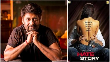 Vivek Agnihotri Wants Bollywood to Protest Against Sexual Objectification Instead of Rapes; Twitter Reminds Him of His Own Hate Story