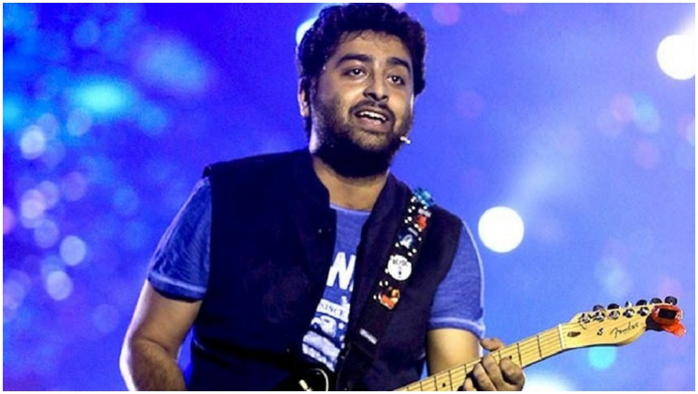 Arijit Singh Most Streamed Indian Artist in 2019: Spotify