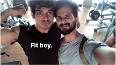 Shahid Kapoor and Ishaan Khatter to Come Together for a Project?