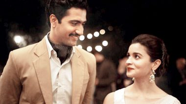 Vicky Kaushal on His Raazi Co-star, 'Alia Bhatt Is One of the Most Amazing Actors We Have Today'