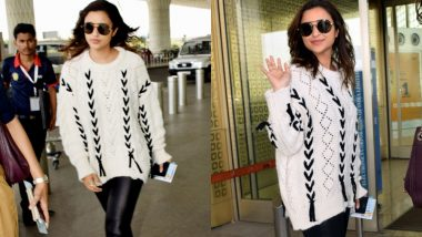 Parineeti Chopra's Hot Leather Pants Are Not Cool This Summer! PICS