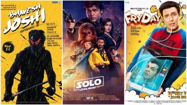 Solo: A Star Wars Story to Clash With Harshvardhan Kapoor's Bhavesh Joshi and Govinda's FryDay on May 25; Check out the New Poster
