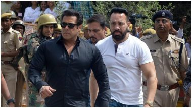 Salman Khan Gets Interim Relief From Supreme Court After Being Accused of Insulting Valmiki Community