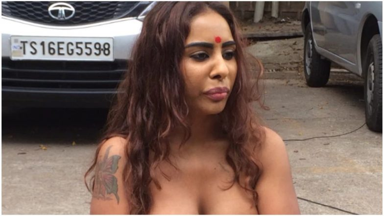 Sri Reddy on Why She Stripped in Public: Telugu Girls are Not Getting Chances in the Tollywood Industry