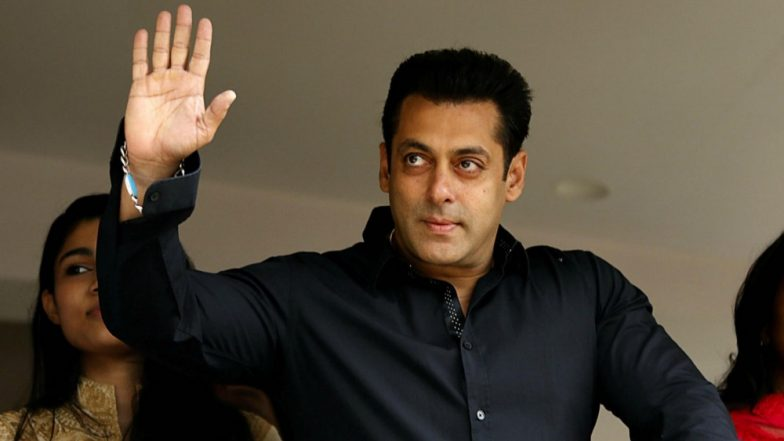 Salman Khan Thanks Fans For Supporting Him With This Emotional Instagram Post