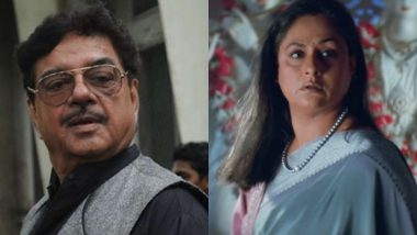 Shatrughan Sinha's Birthday Wish For Jaya Bachchan Has Made Twitterati Angry - Find Out Why