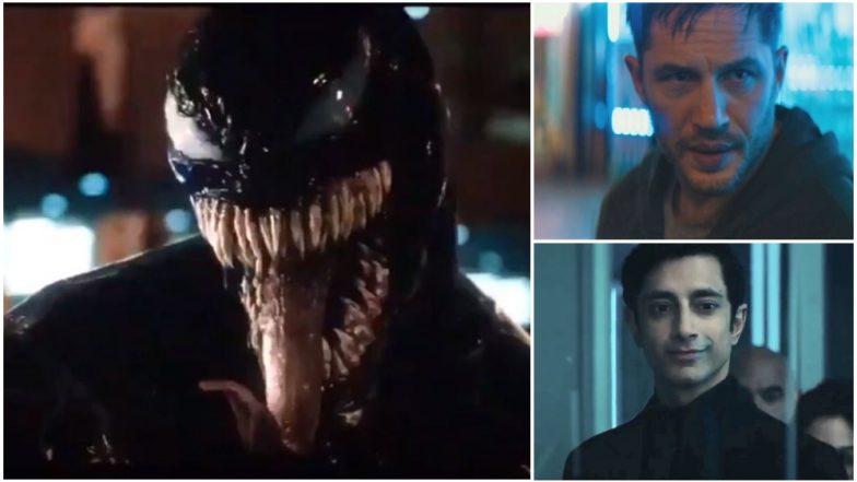 'Venom': Tom Hardy Debuts Anti-Hero at CinemaCon