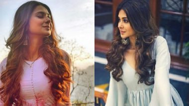 Jennifer Winget's Style File: We Can't Stop Admiring The Bepannaah Actress' Fashion Choices - View Pics