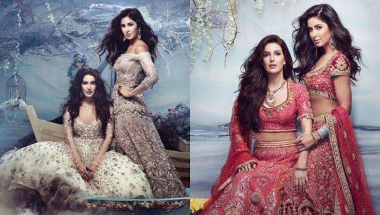 Katrina Kaif's Latest Bridal Photoshoot Pictures With ...