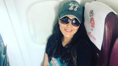 Preity Zinta's Workout Video On Instagram Is Going Viral For All The Right Reasons