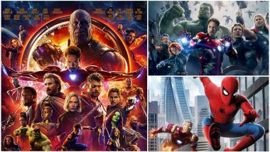 Avengers Infinity War: Top 5 Highest Grossing MCU Superhero Movies In India Before Thanos Arrives on April 27