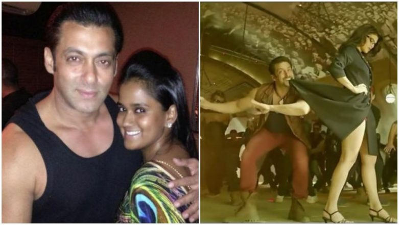 This Video of Arpita Recreating Salman Khan's Jumme Ki Raat Step With Jacqueline Fernandez is Going Viral